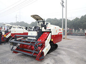 New WORLD jielong  4LZ-3.0D Self-propelled full feed track harvester