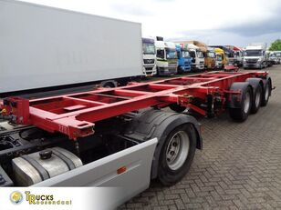 FLIEGL SDS 350 + 3 Axle + lift axle + 20-30 ft