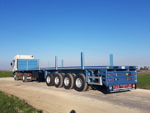 New ALAMEN Flatbed Semi Trailer for sale (from Manufacturer Company)