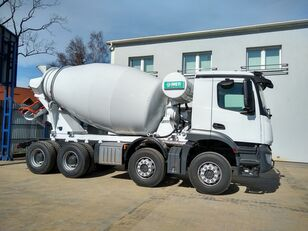 New IMER Group  on chassis MERCEDES-BENZ Arocs 3540 IMER  9m3