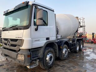 Stetter  on chassis MERCEDES-BENZ Actros 3540