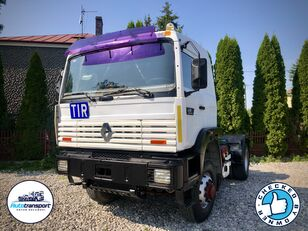 RENAULT G340ti Maxter - 4x4 - Only 250 000km - Big Axle + Hydraulic Sys