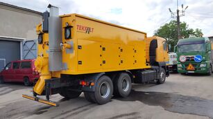 TEKFALT patchFALT Asphalt Maintenance Vehicle
