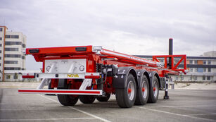 New NOVA Tipping Container Trailer from Manufacturer