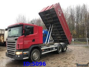 SCANIA G480 6x2 - Full steel - Euro 5