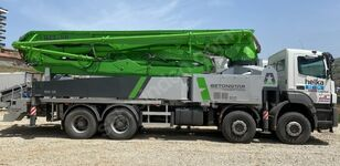 Betonstar 43MT on chassis MERCEDES-BENZ Axor 4140