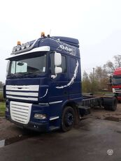 DAF XF 105.460, semi-trailer trucks for parts