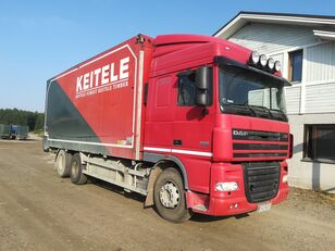 "DAF 105.460 Manual gear ""Walking floor for wood chips"""