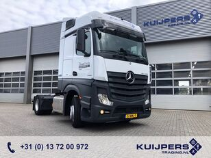 MERCEDES-BENZ ACTROS 1945 / Big Space / APK 05-2021 !