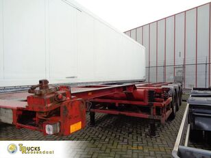 BROSHUIS 3UCC-39 + 3 axle + 2X EXTENDABLE 40FT HC