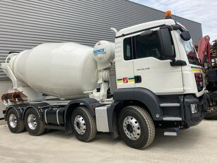 New SEMIX TRUCK MOUNTED CONCRETE MIXER SM9