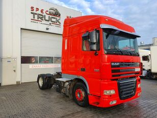 DAF XF 105 410, Steel /Air, Manual, EURO 5