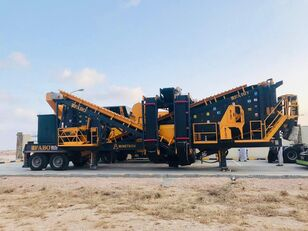 New FABO MCK-90 MOBILE CRUSHING & SCREENING PLANT FOR BASALT