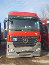 MERCEDES-BENZ ACTROS 2544 + tilt trailer