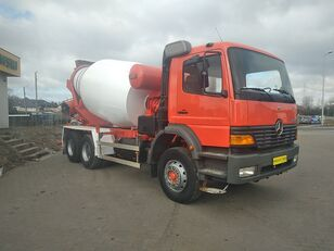 Hymix  on chassis MERCEDES-BENZ Atego 2628