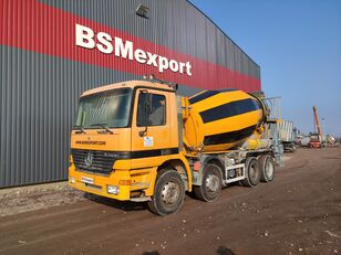 Liebherr 904 on chassis MERCEDES-BENZ Actros 3235