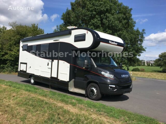new IVECO Stauber A890 GS Smart-Garage alkoven