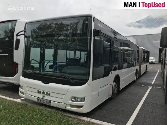MAN A23  articulated bus
