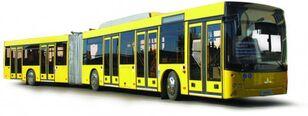 MAZ 215 articulated bus