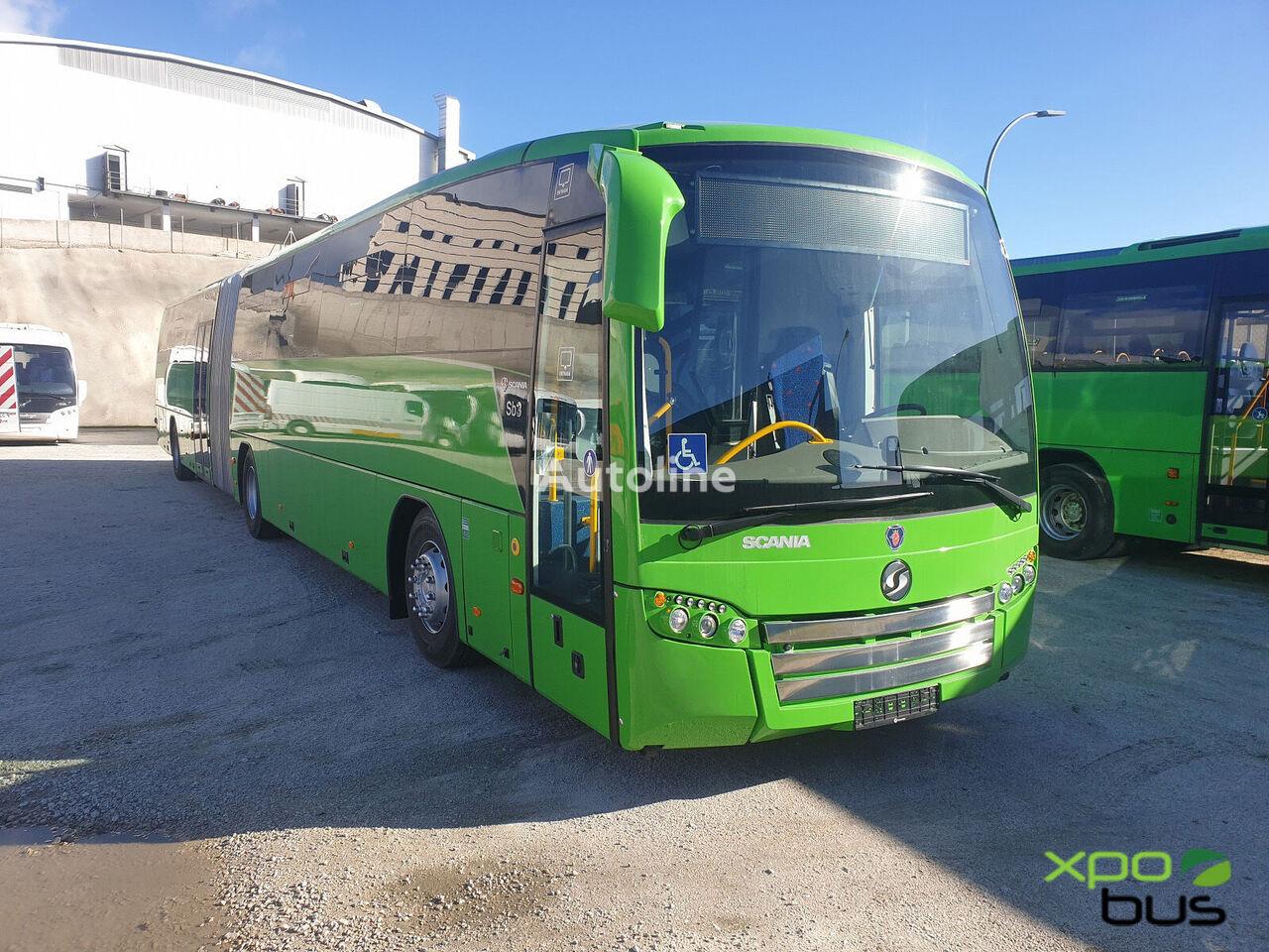 SCANIA K360  / 2NB SUNSUNDEGUI  articulated bus