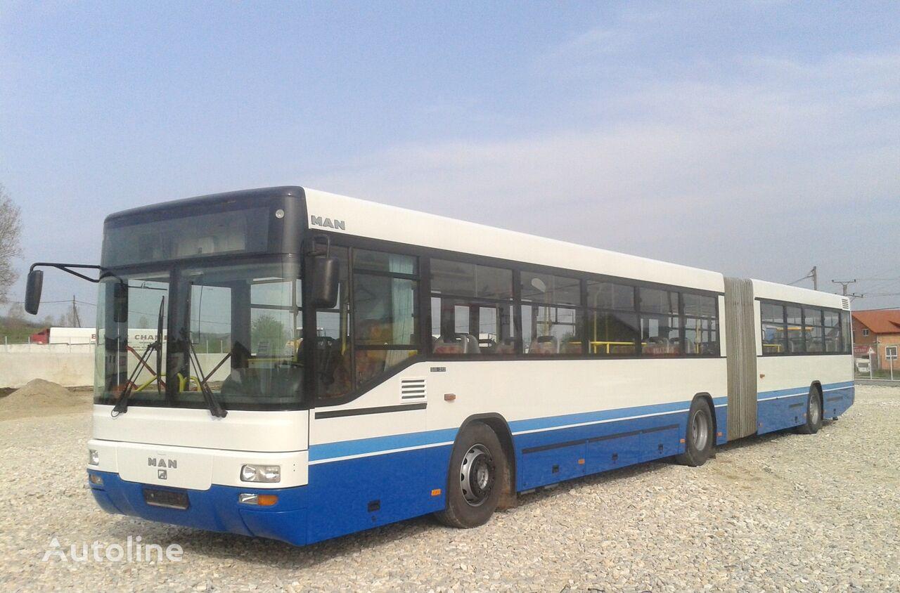 MAN A75 – SG 313   Retarder   53 Sitzplätze - 115 Stehplätze    articulated bus