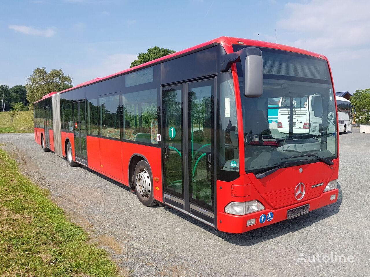 MERCEDES-BENZ 530 G KLIMA Euro 4 Getriebe/ NEW articulated bus