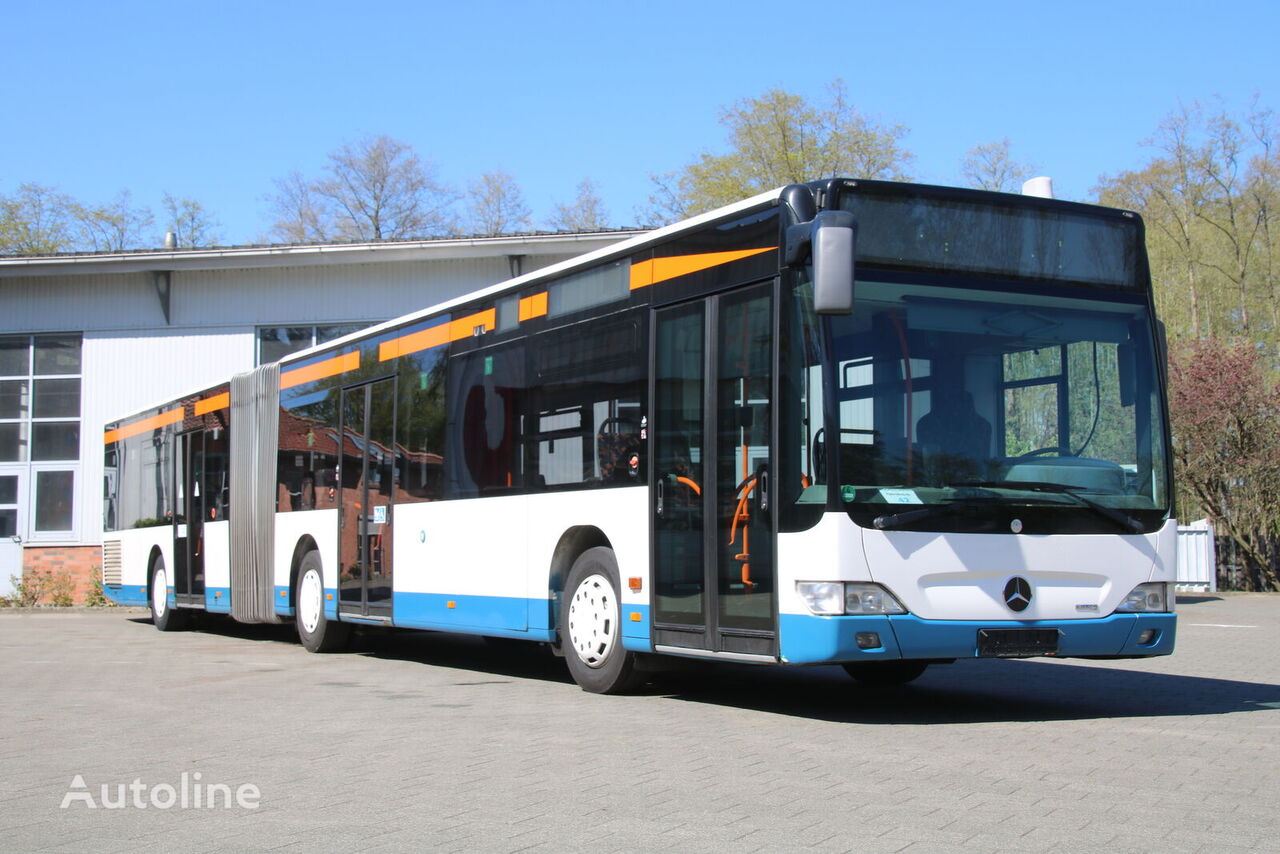 MERCEDES-BENZ O 530 Citaro G / Euro 5 / Facelift articulated bus