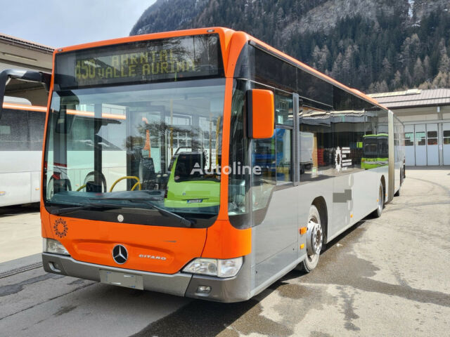 MERCEDES-BENZ O 530 GL articulated bus