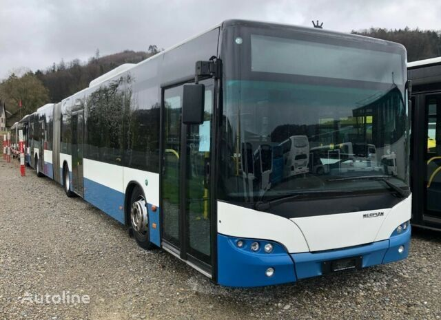 NEOPLAN 4522 articulated bus