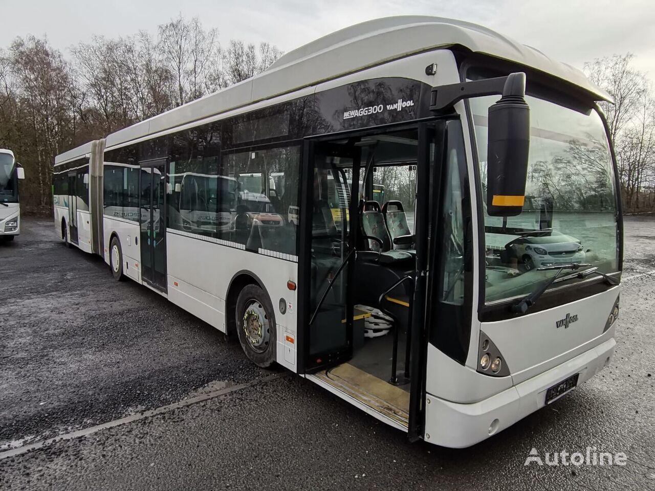 VAN HOOL AG300 articulated bus
