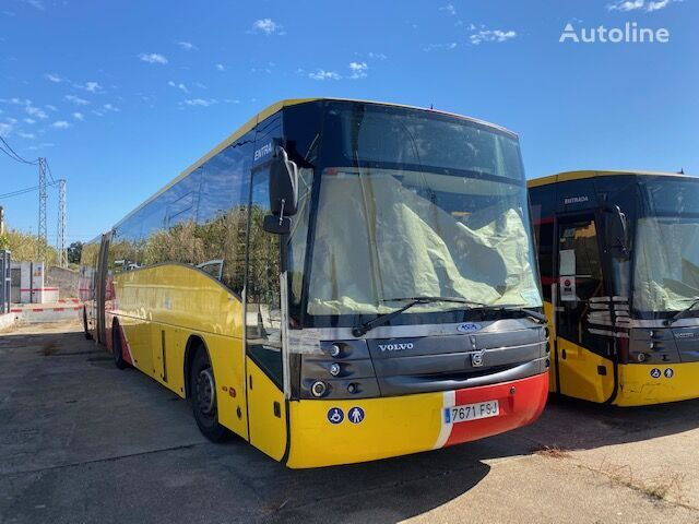 VOLVO B10ART articulated bus