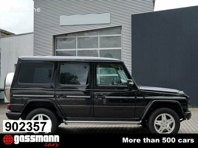 MERCEDES-BENZ G 400 CDI Lang Standheizung/Autom./NSW SUV