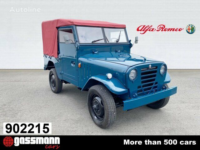 Alfa Romeo Matta AR 51 4x4 SUV