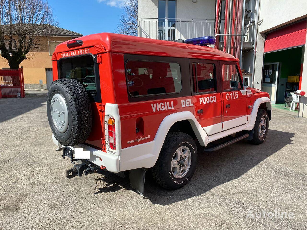 IVECO MASSIF SUV