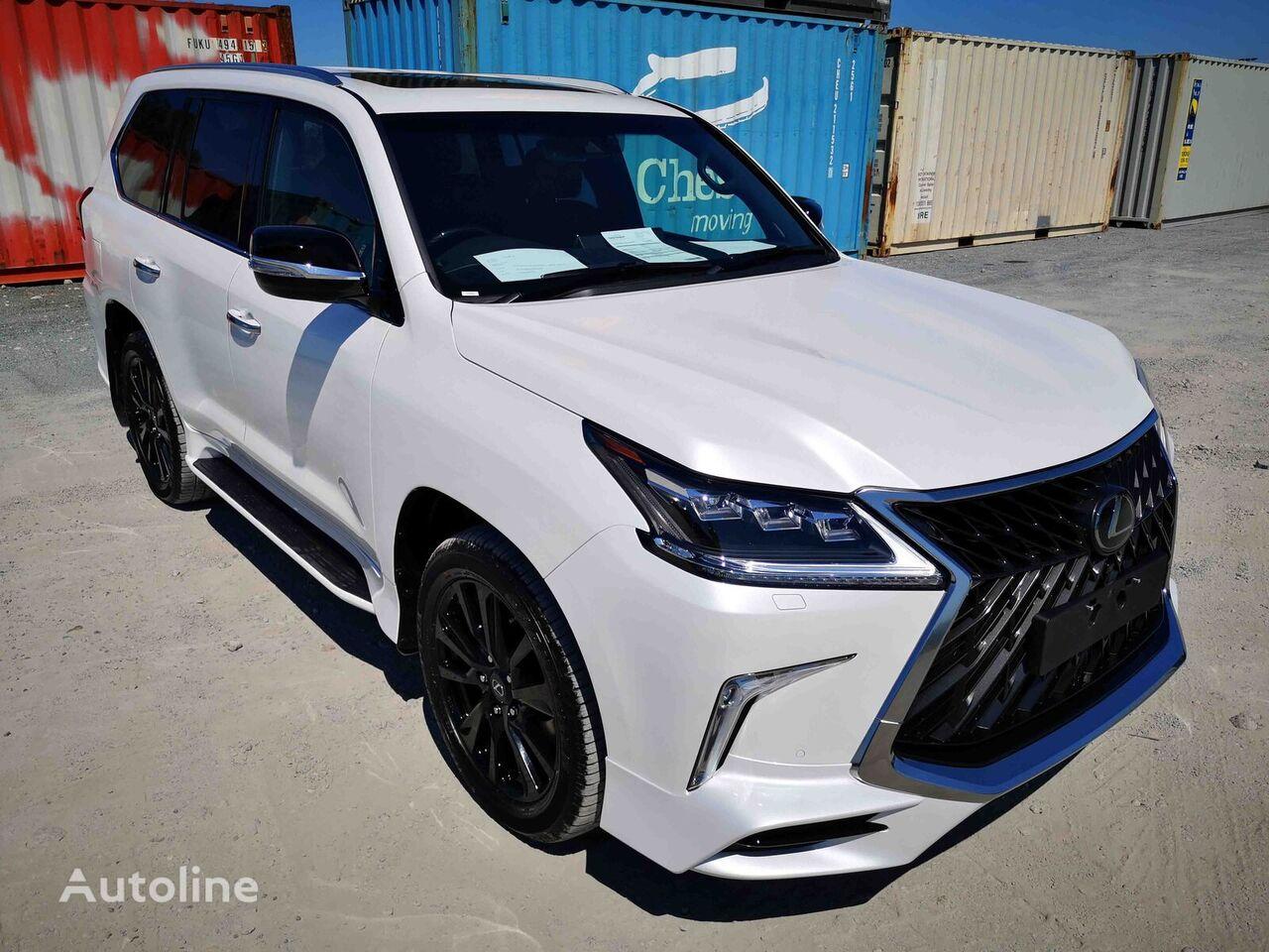 new Lexus LX 570 S EDITION - 8 SEAT SUV