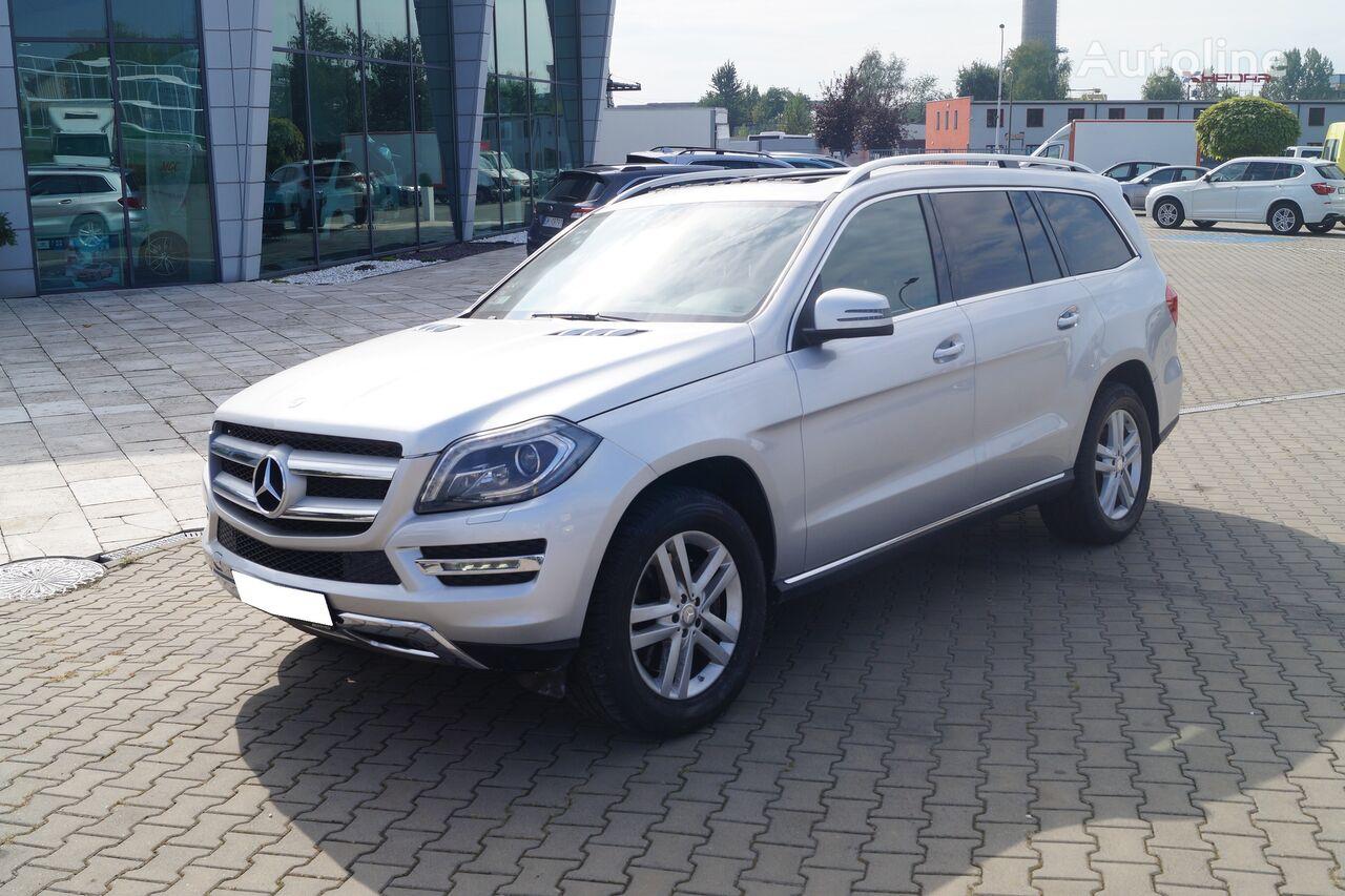 MERCEDES-BENZ GL 450 Ładna i tania,W cenie 1 Rok gwarancji,Małe i prawdziwe Km SUV