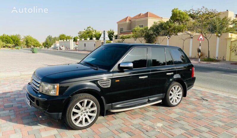 Range Rover SPORT SUPER CHARGED GCC BLACK SUV