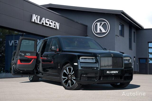 new Rolls-Royce Cullinan KORTEZH-PROJEKT SUV Armored SUV