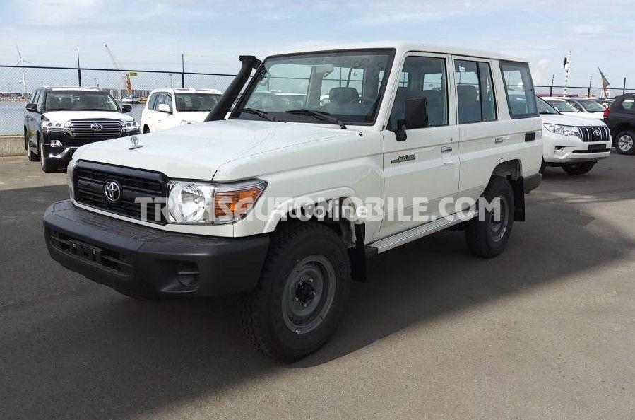 new TOYOTA Land Cruiser SUV