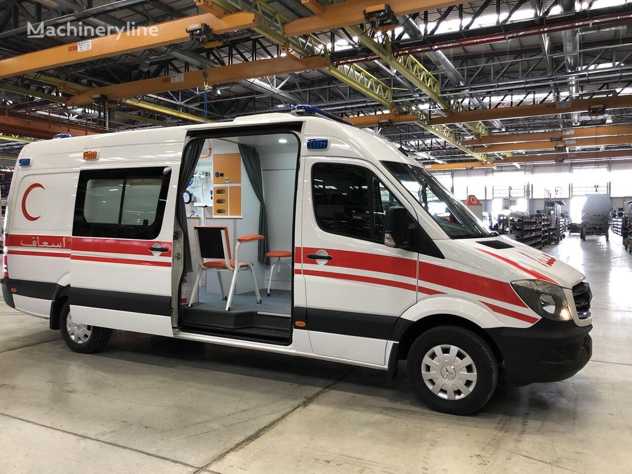 new MERCEDES-BENZ Sprinter 316 CDI ambulance