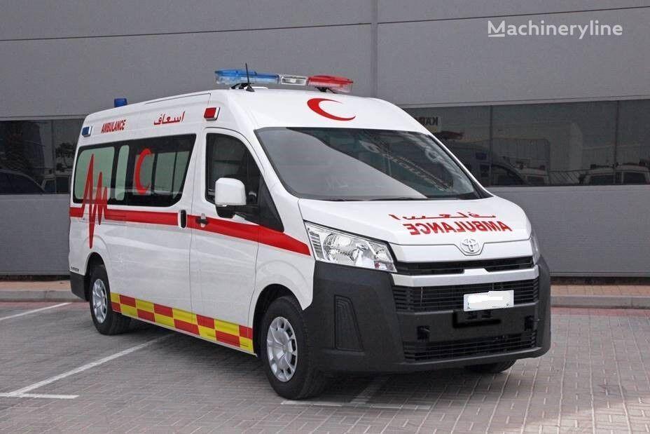 new TOYOTA Hi Ace Petrol new generation  ambulance
