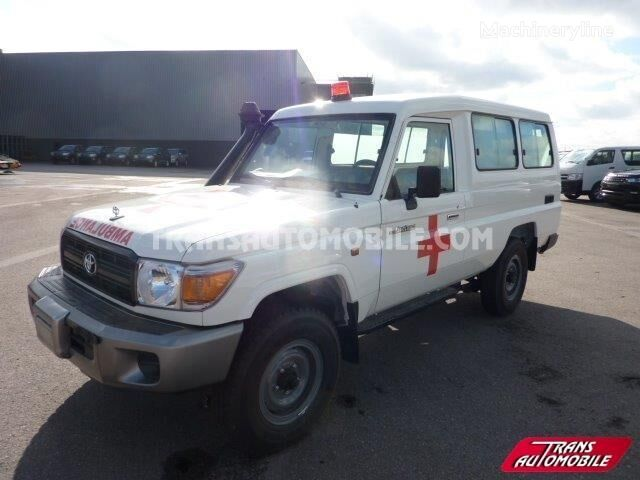 new TOYOTA Land Cruiser ambulance