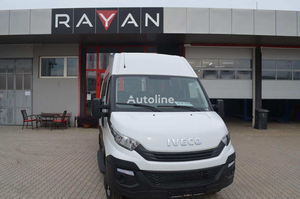 new IVECO DAILY 35C combi van
