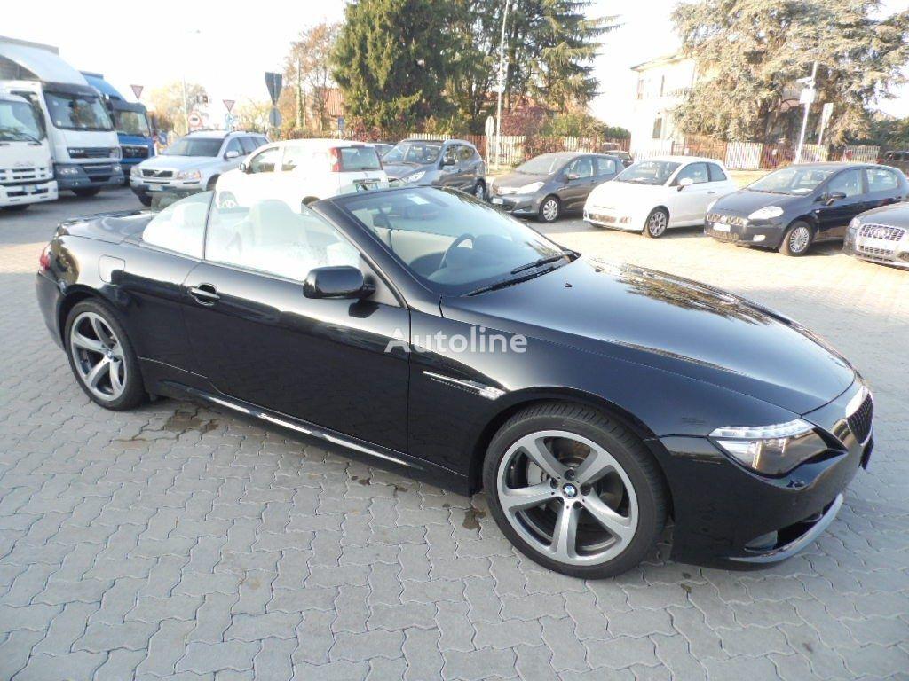BMW 635 convertible