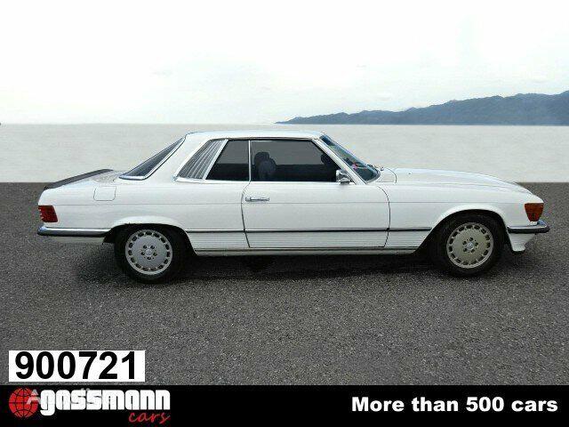 MERCEDES-BENZ 450 SLC 450 SLC Coupe, 9x VORHANDEN! Autom./NSW coupe