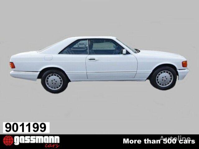 MERCEDES-BENZ 560 SEC   coupe