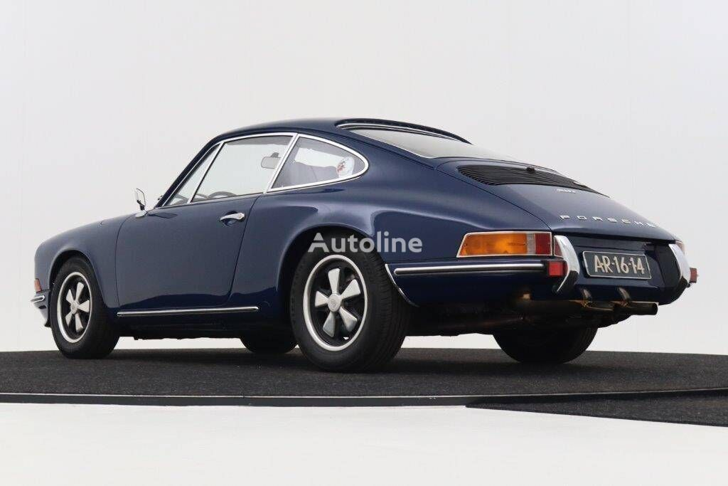 Porsche 911T with Oelklappe coupe