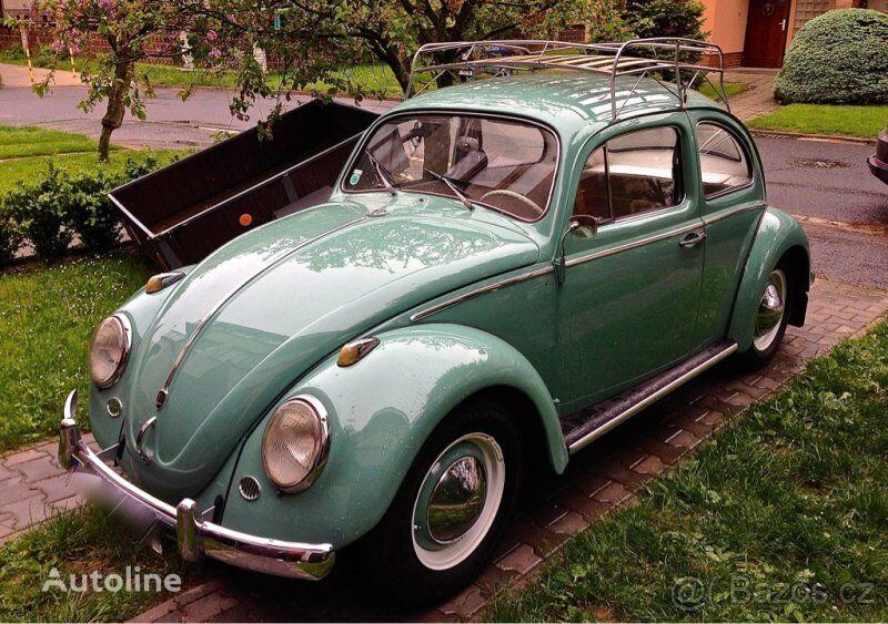 VOLKSWAGEN Beetle edice Luxus coupe