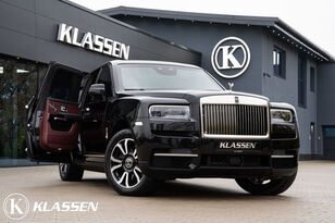 new Rolls-Royce CULLINAN - Gepanzert - Armored Vehicles - VR8 crossover