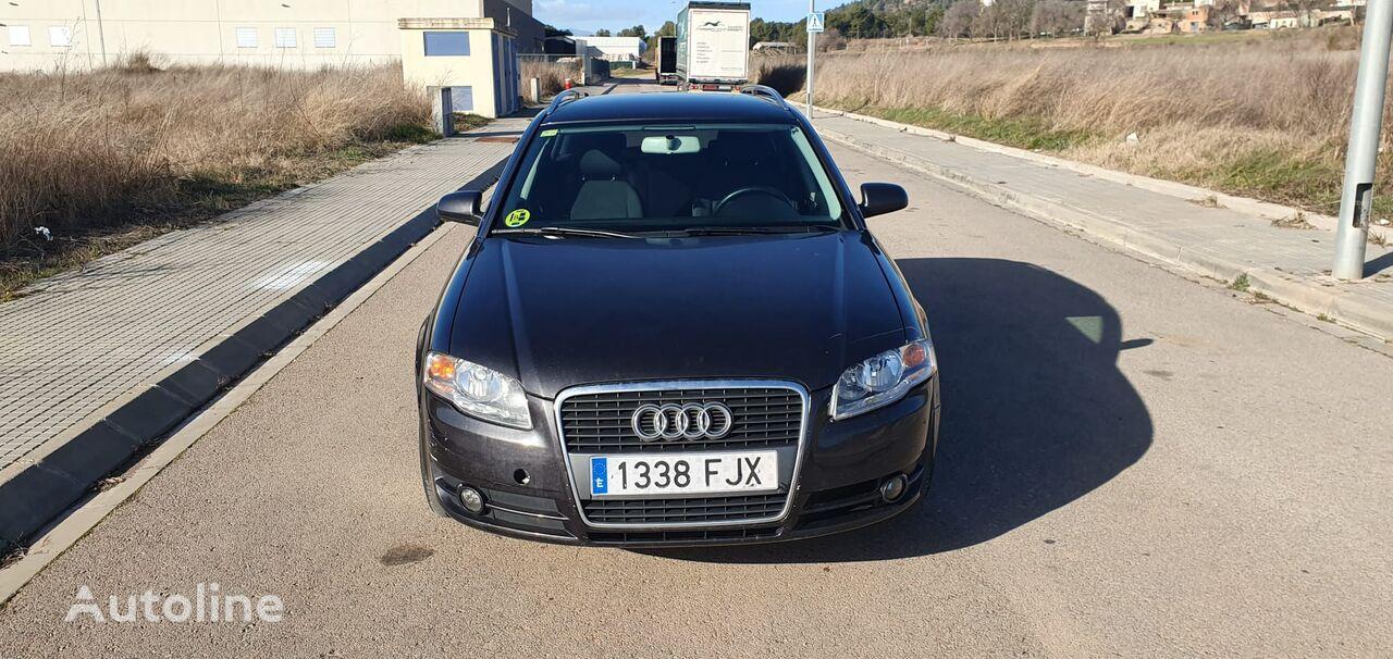 Audi A4 2.0 TDI 6V estate car